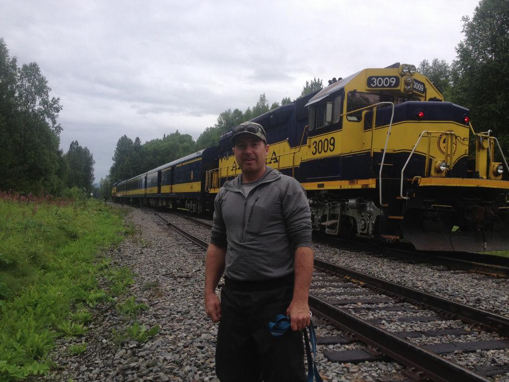 alaska flag stop train